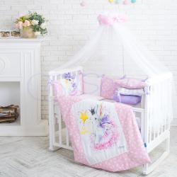 Комплект постельного белья Akvarel Фея