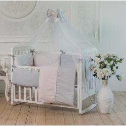Комплект постельного белья Mi-mi розовый