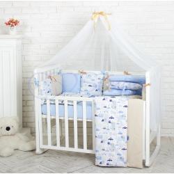 Комплект постельного белья Бэби дизайн City