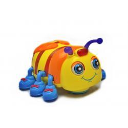 Музыкальная игрушка Веселая букашка, LimoToy