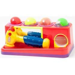 Развивающая игрушка «Веселый молоточек» , Mommy Love