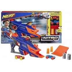 Бластер Лонгшот Nerf Nitro , Hasbro