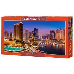 Пазлы пейзажи Дубай, 4000 эл, .Castorland