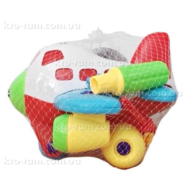 """Игровой набор """"Самолетик"""" с отверткой, Qunxing Toys"""