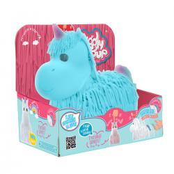 Интерактивная игрушка Jiggly Pup - Волшебный единорог ,голубой